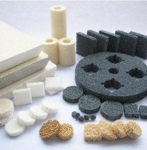 Ceramic Foam Filter