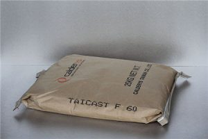 High aluminum dense castable refractory Taicast F60