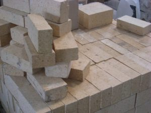 High aluminum bricks SK34