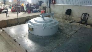 Sửa lò nung nhôm bằng điện